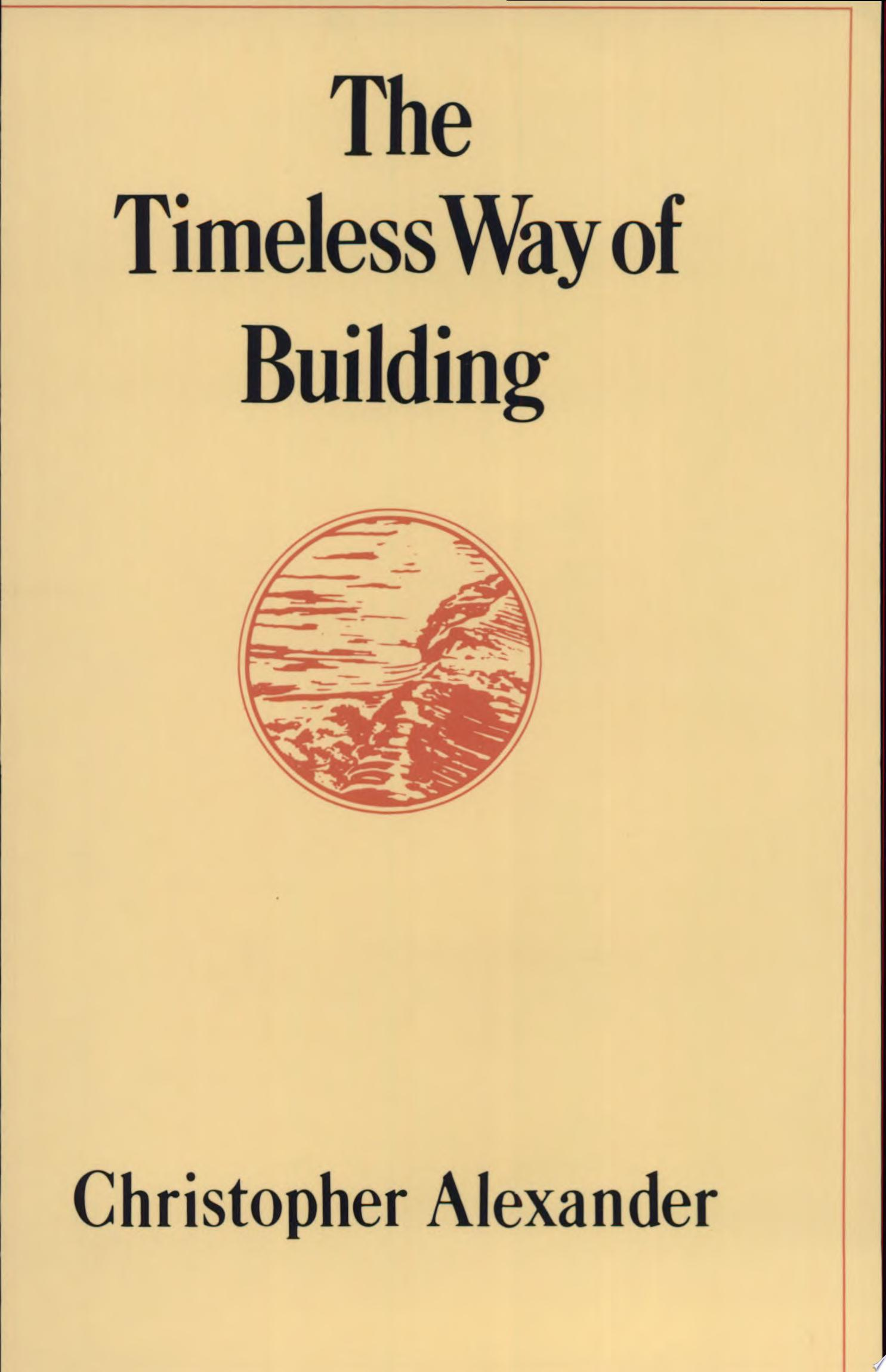 The Timeless Way of Building