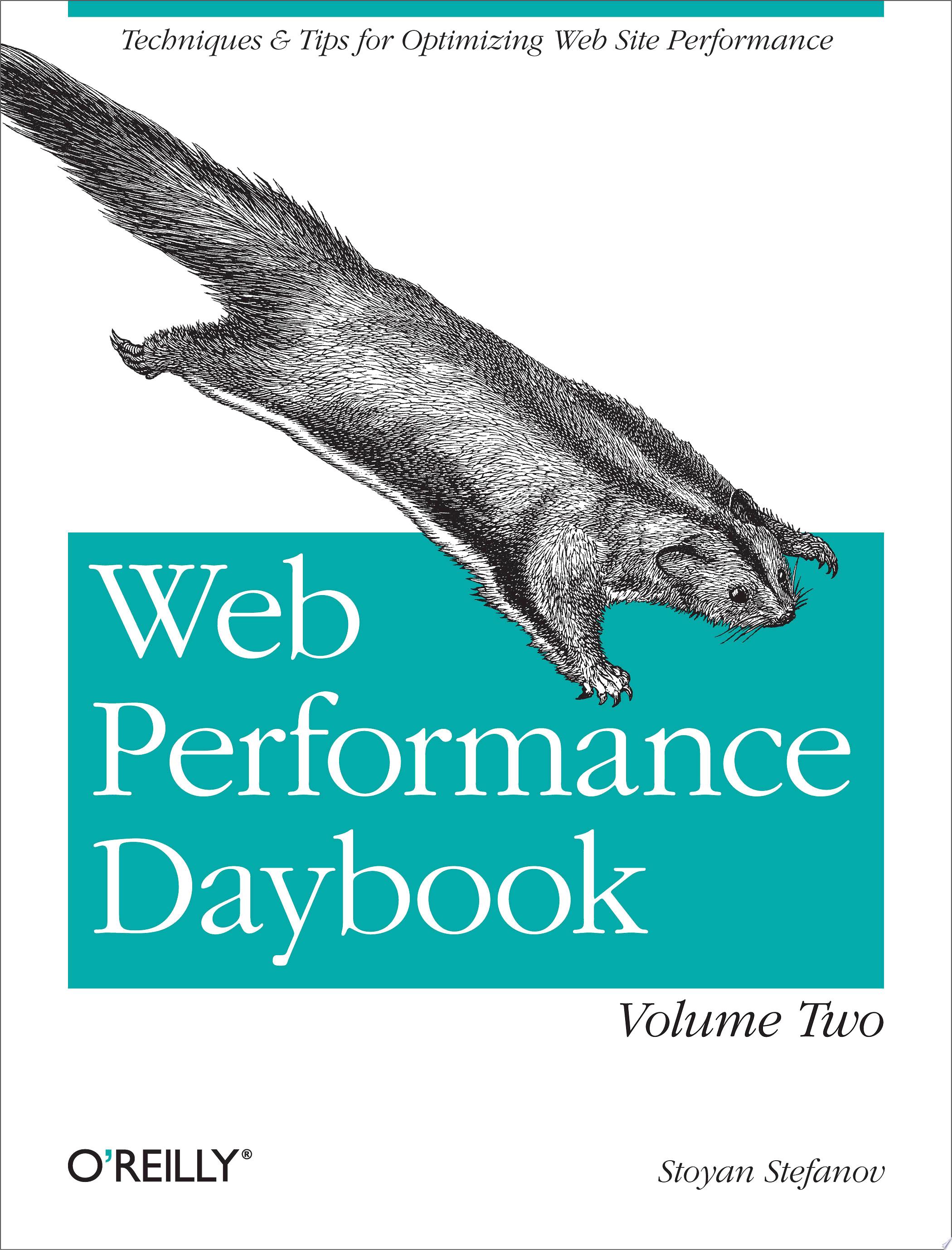 Web Performance Daybook  